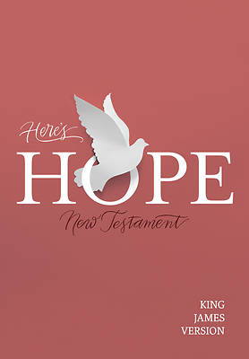 Picture of KJV Here's Hope New Testament