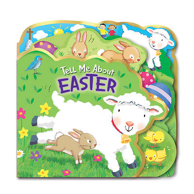 Picture of Tell Me about Easter (Die-Cut)