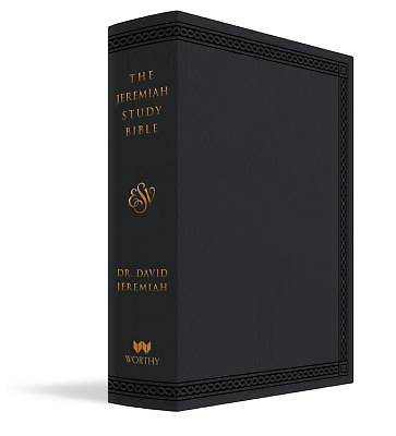 Picture of The Jeremiah Study Bible, ESV