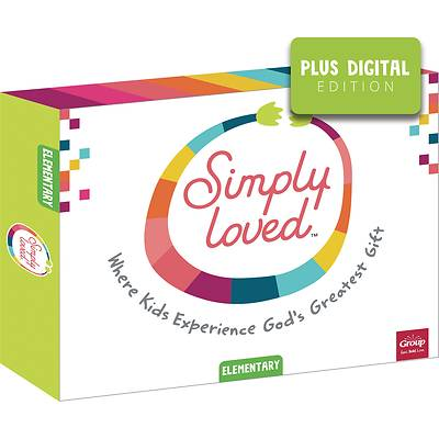 Picture of Simply Loved Q4 Elementary With Digital USB Kit