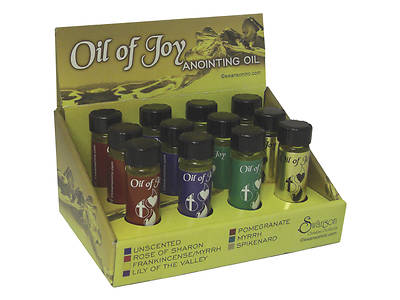 Picture of Oil of Joy Assorted Anointing Oils with Display Box