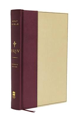 Picture of Catholic Edition New Revised Standard Version Bible