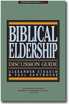 Picture of Biblical Eldership Discussion Guide