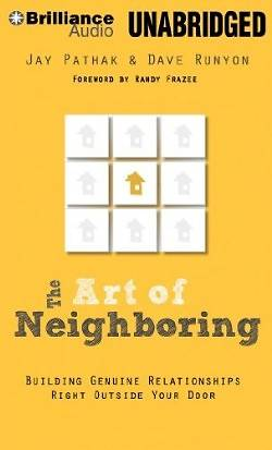 Picture of The Art of Neighboring CD