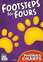 Footsteps K4 Phonics Chart 2nd Edition