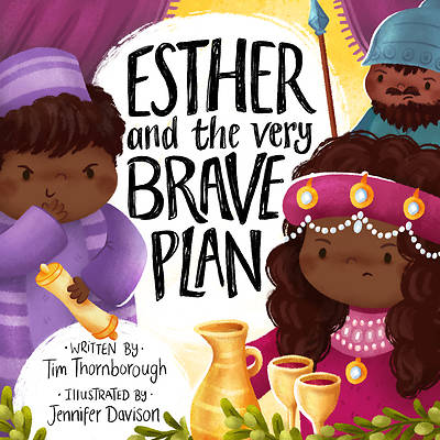 Picture of Esther and the Very Brave Plan