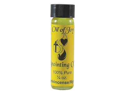 Picture of Oil of Joy 1/4 Oz. Frankincense & Myrrh Anointing Oil - Pack of 6