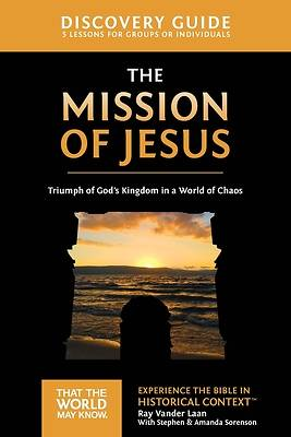 Picture of The Mission of Jesus Discovery Guide