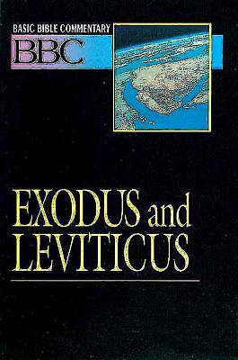 Picture of Basic Bible Commentary Exodus and Leviticus