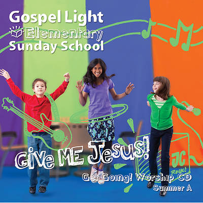 Gospel Light Elementary Get Going! Worship CD: Summer