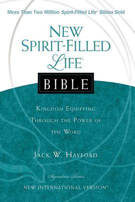 NIV New Spirit-Filled Life Bible
