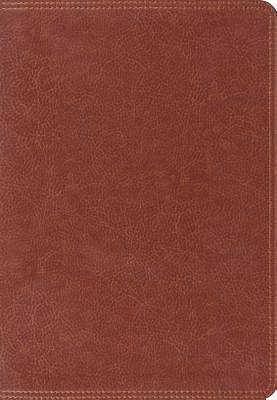 Giant Print Bible (Trutone, Brown)