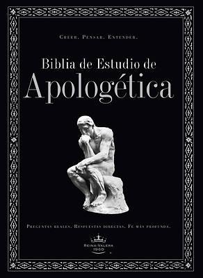 Picture of Biblia de Estudio de Apologetica (Hardcover, Indexed)