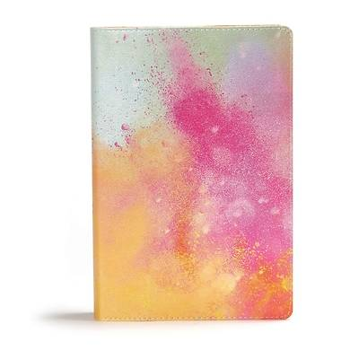 Picture of CSB One Big Story Bible, Rainbow Dust