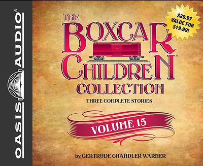 The Boxcar Children Collection Volume 15 (Library Edition)