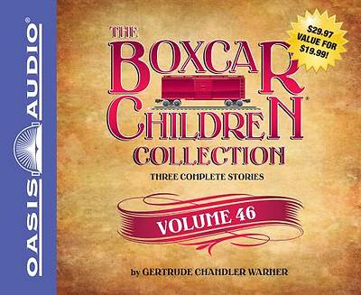 The Boxcar Children Collection Volume 46 (Library Edition)