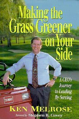 Picture of Making the Grass Greener on Your Side