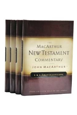 Pastoral Epist-I&ii Thessalonians, I Timothy, II Timothy, Titus-MacArthur NT Commentary