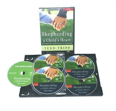 Shepherding a Childs Heart Video DVD