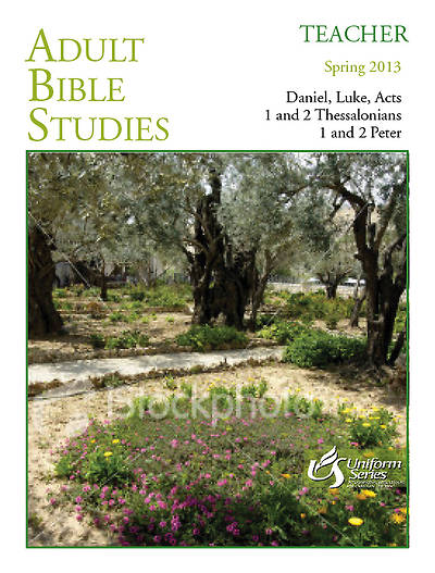 Adult Bible Studies Teacher Spring 2013 Download