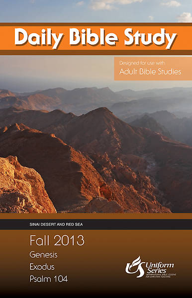 Daily Bible Study Fall 2013 - eBook [ePub]