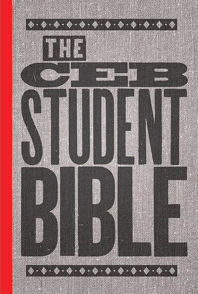 The CEB Student Bible, United Methodist Confirmation Edition