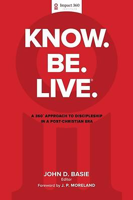 Picture of Know. Be. Live.(R)