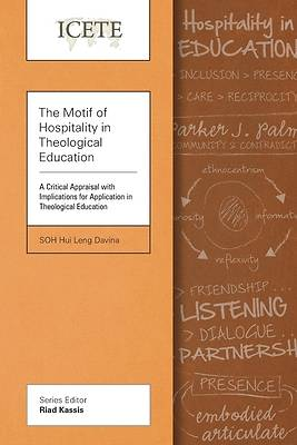 Picture of The Motif of Hospitality in Theological Education