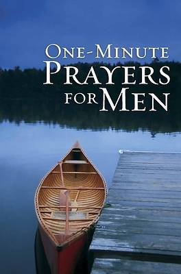 Picture of One-Minute Prayers for Men Gift Edition
