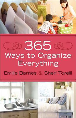 Picture of 365 Ways to Organize Everything