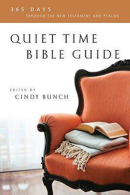 Picture of Quiet Time Bible Guide