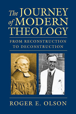 Picture of The Journey of Modern Theology