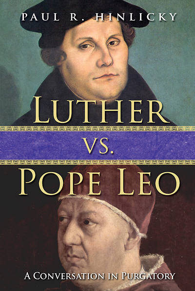 Picture of Luther vs. Pope Leo - eBook [ePub]