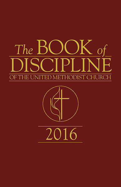 Picture of The Book of Discipline of The United Methodist Church 2016