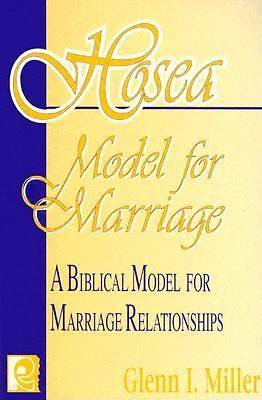 Hosea Model for Marriage