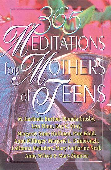Picture of 365 Meditations for Mothers of Teens
