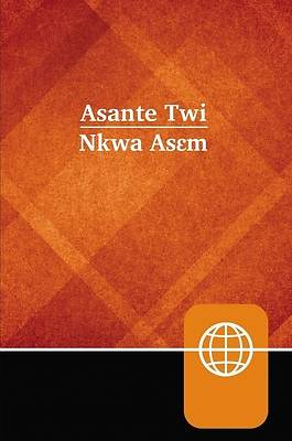 Picture of Asante Twi Contemporary Bible, Hardcover, Red Letter
