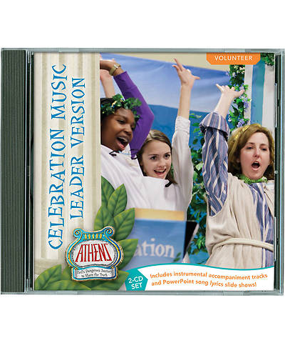 Group VBS 2013 Athens Celebration Music Leader 2-CD Set