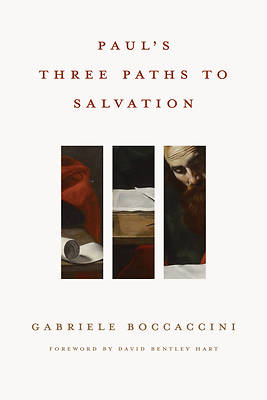 Picture of Paul's Three Paths to Salvation