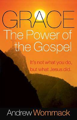 Picture of Grace, the Power of the Gospel
