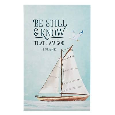 Picture of Journal Flex Cover Be Still & Know Psalm 46