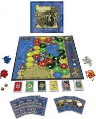 Settlers of Canaan Board Game