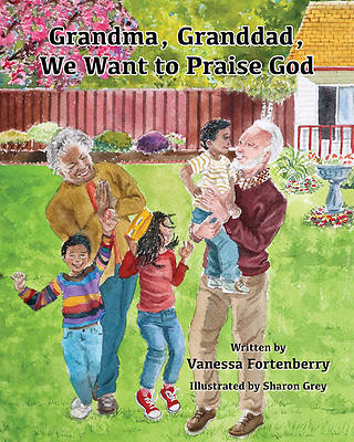 Picture of Grandma, Granddad, We Want to Praise God, 3