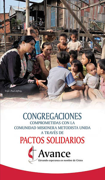 Covenant Relationship Brochure Spanish (Congregational)