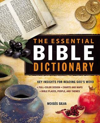 Picture of The Essential Bible Dictionary