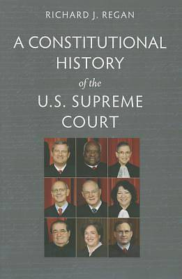 Constitutional Hist of Us Supreme Court