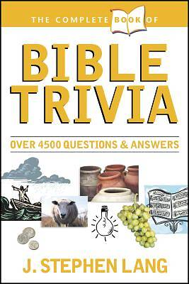 Picture of The Complete Book of Bible Trivia