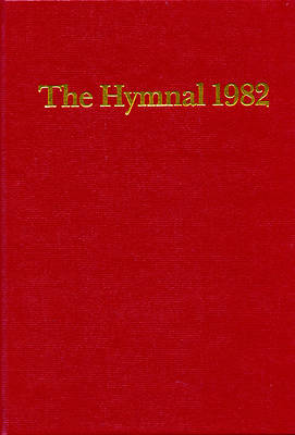 Episcopal Hymnal 1982 Red