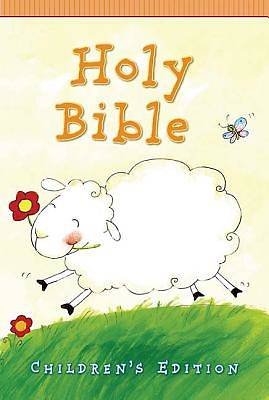 Really Woolly Holy Bible - International Childrens Bible