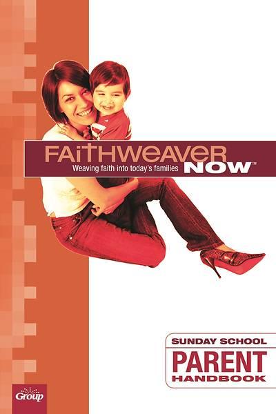 Picture of FaithWeaver Now Parent Handbook Fall 2021